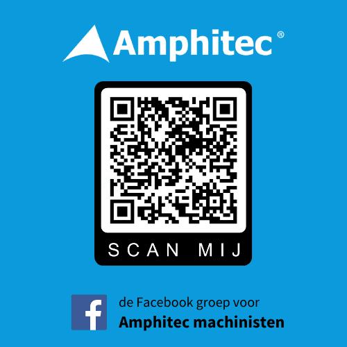 Amphitec QR-code om lid te worden van de Facebook groep Amphitec Machinisten